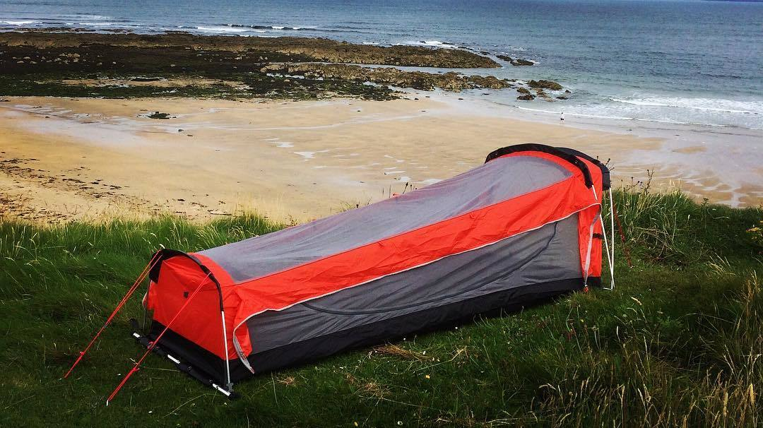 The Great Outdoors Get Even Greater with the Crua Hybrid Tent