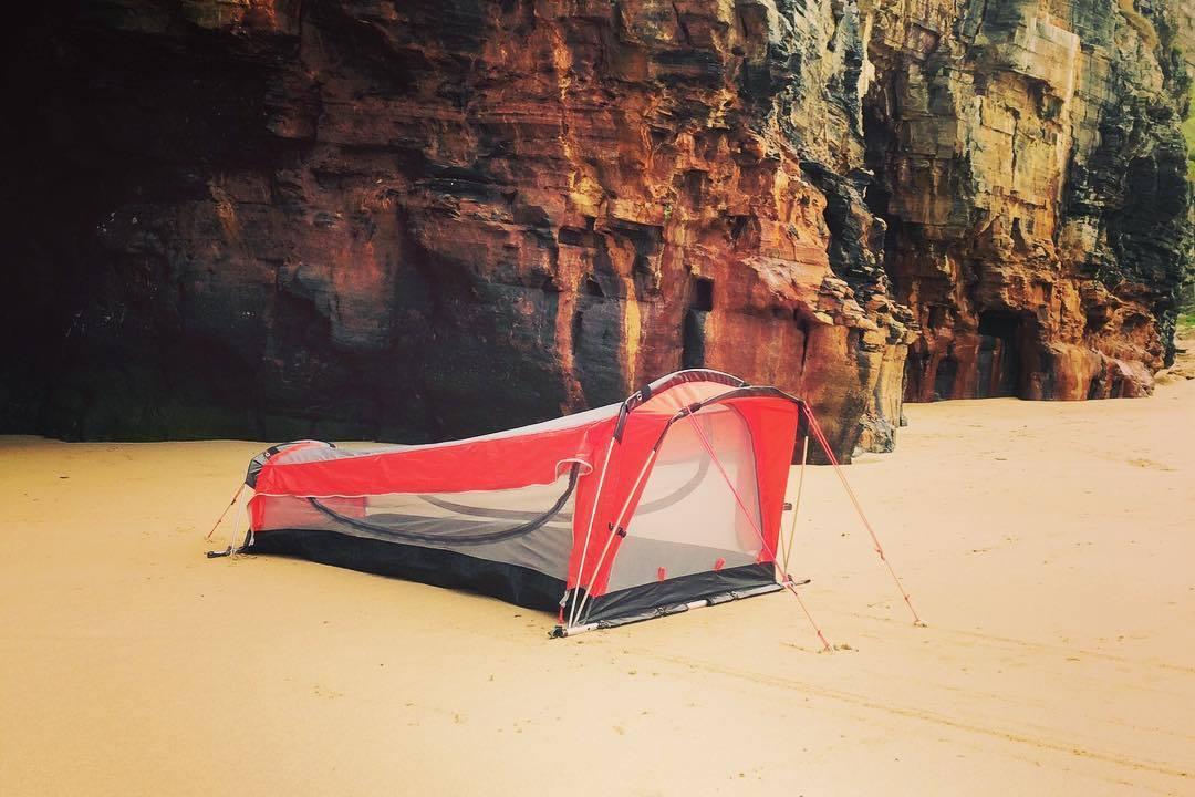 Four Outdoor Essentials in One Tent / Hammock – Crua Hybrid