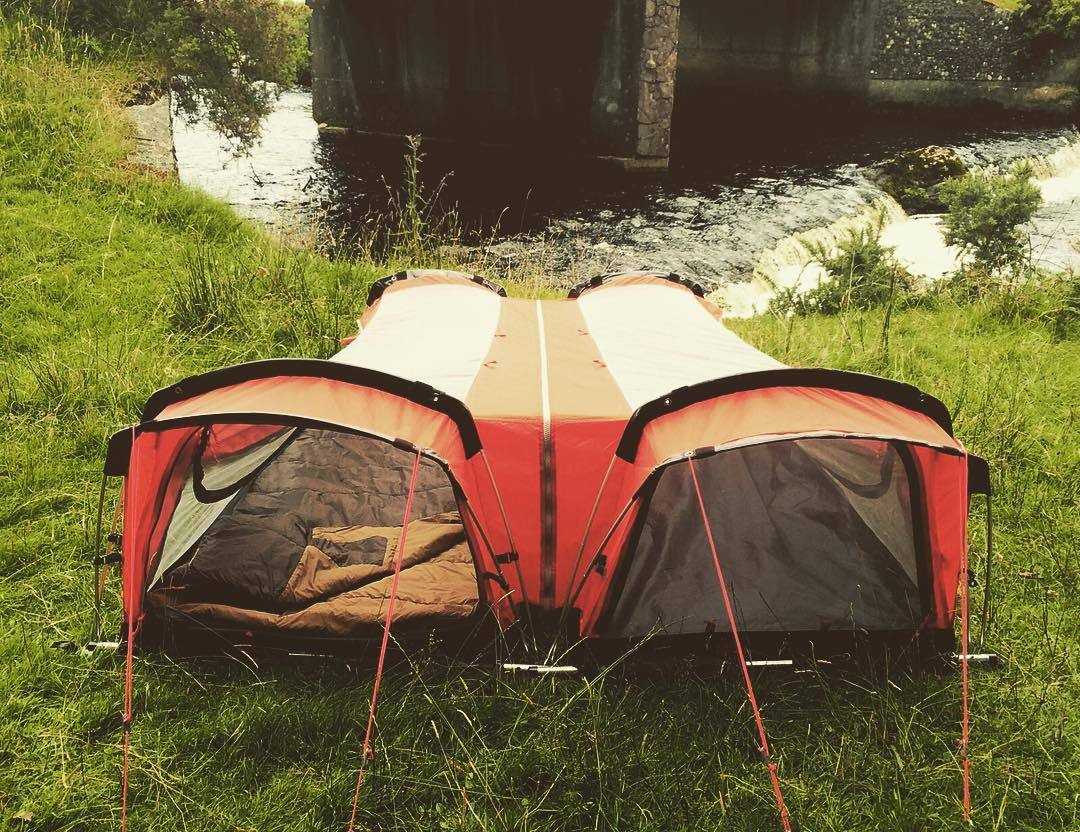 ... Four Outdoor Essentials in One Tent / Hammock u2013 Crua Hybrid & Four Outdoor Essentials in One Tent / Hammock - Crua Hybrid ...