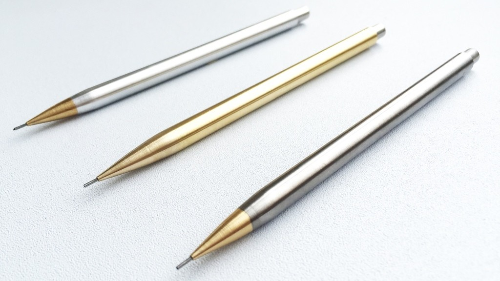 Handmade Everlasting Mechanical Pencil