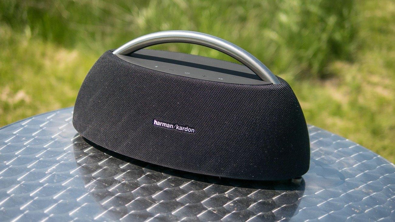 Harman Kardon Go + Play Bluetooth Speaker