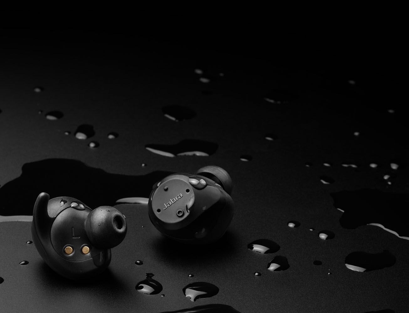 Jabra Elite Sport Wireless Earbuds with Heart Rate Monitoring