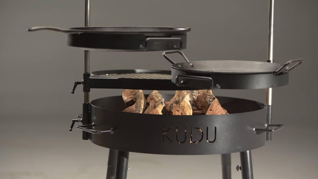 KUDU Safari Braai Grill