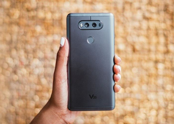 LG V20 – Superior Video, Photography & Next-Level Audio