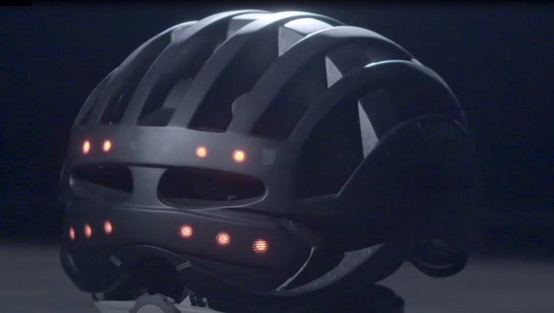 The LIVALL Smart Cycle Helmet Is Packed with Technology