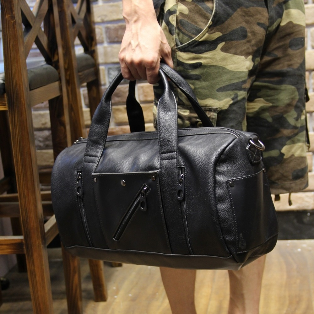 Leather Travel Bag » Gadget Flow