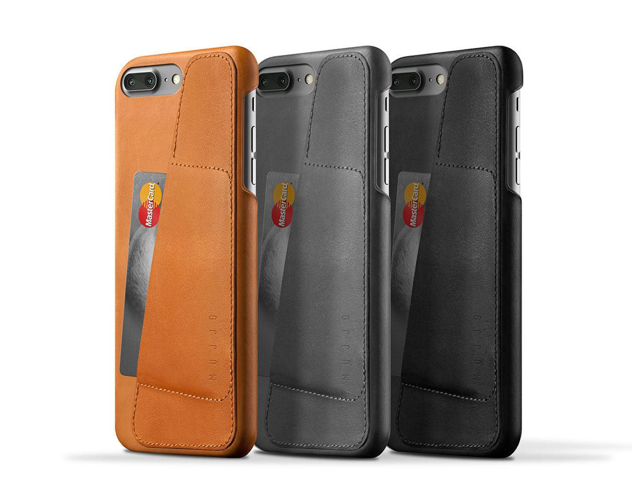 Leather Wallet Case for iPhone 7 Plus