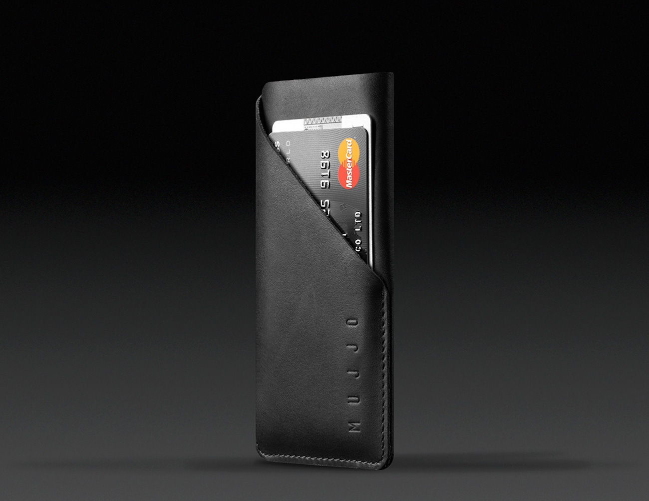 Leather Wallet Sleeve For iPhone 7