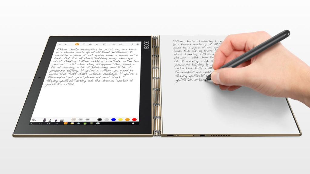 Lenovo Yoga Book 01