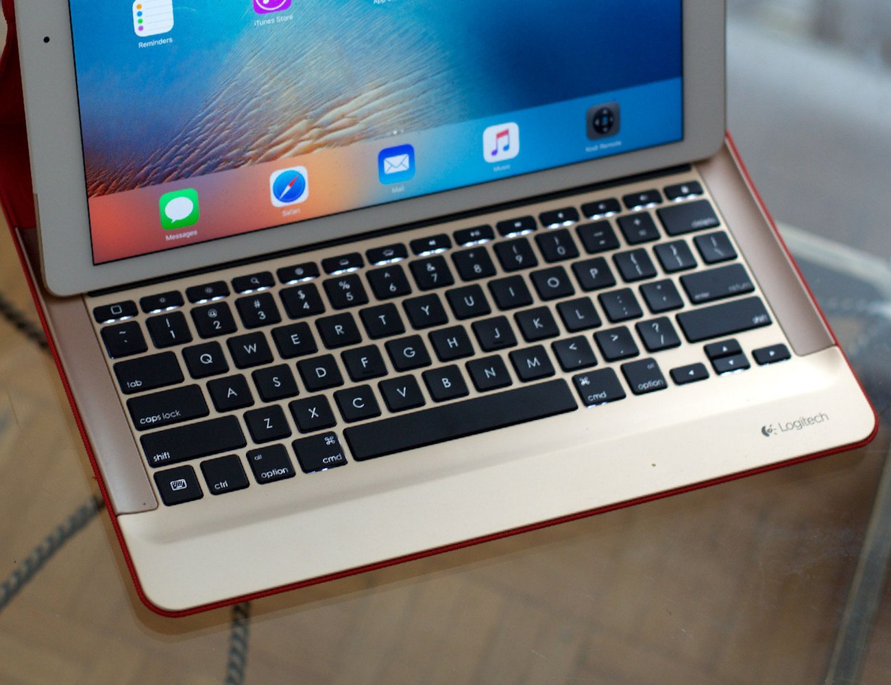 Logitech CREATE Case and Keyboard for iPad Pro