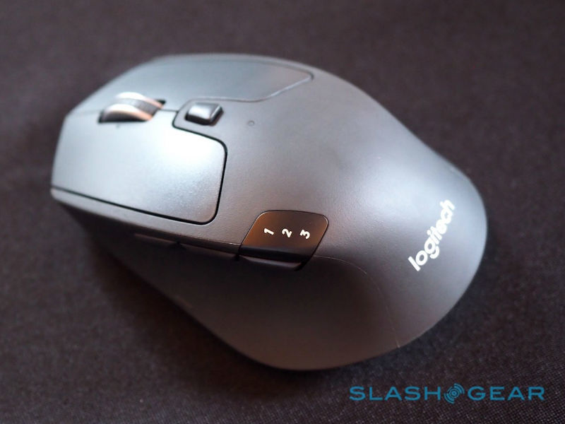Logitech M720 Triathlon Mouse