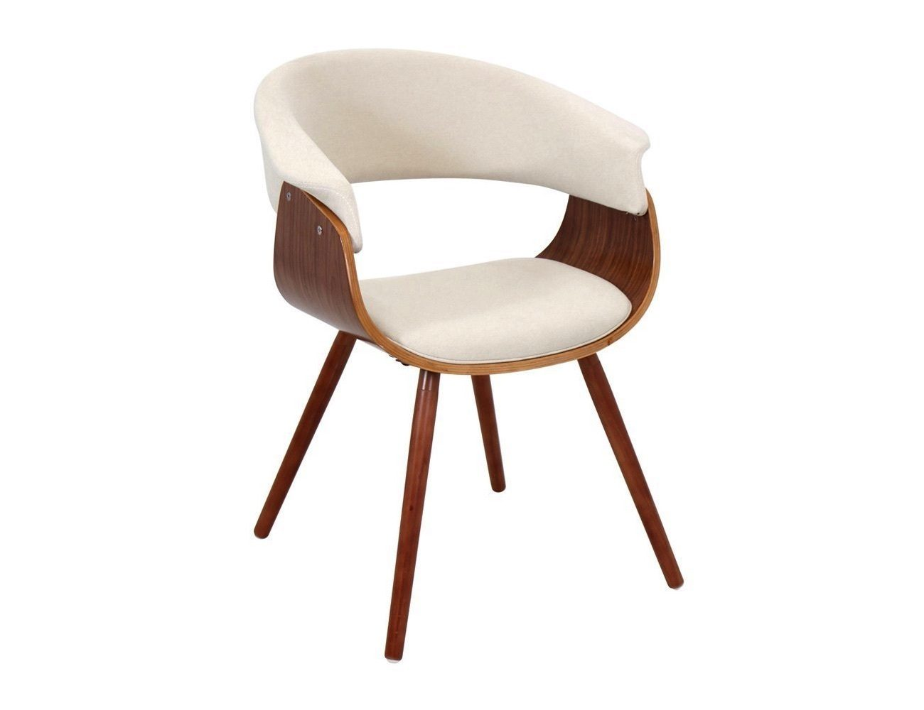 LumiSource Vintage Mod Accent Chair