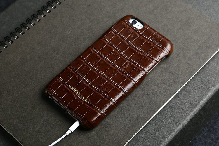 Luxury Real Leather iPhone Case