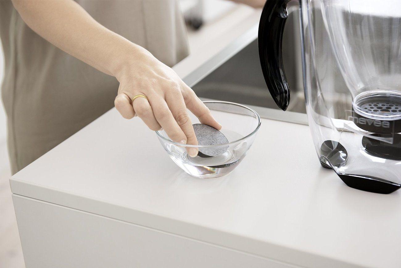 Mavea MicroDisc Water Filter Pitcher