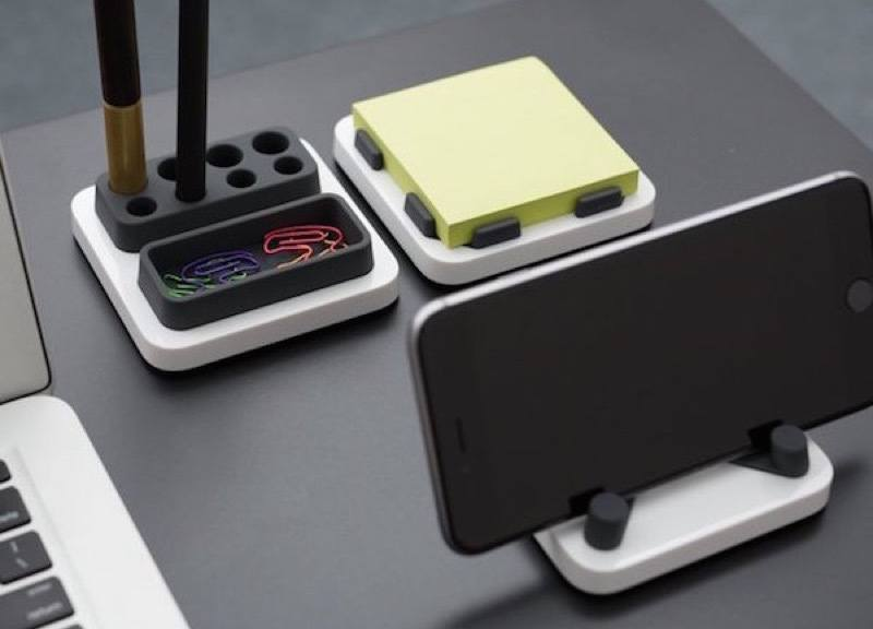 17 awesome gadgets for the perfect workspace setup - Modular desk organizer ...