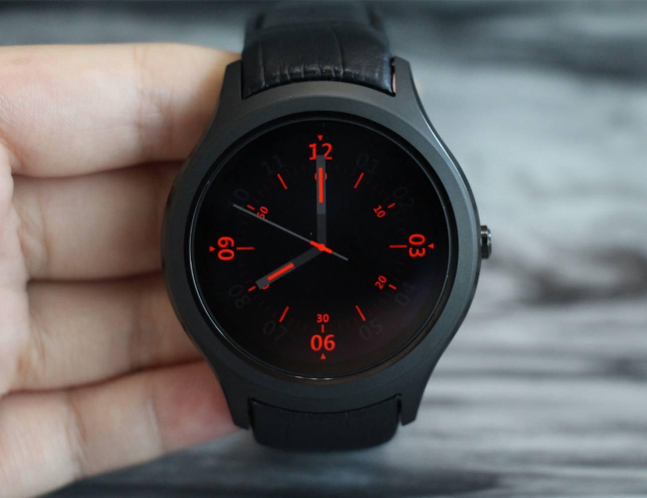 NO.1 D5+ Smart Watch