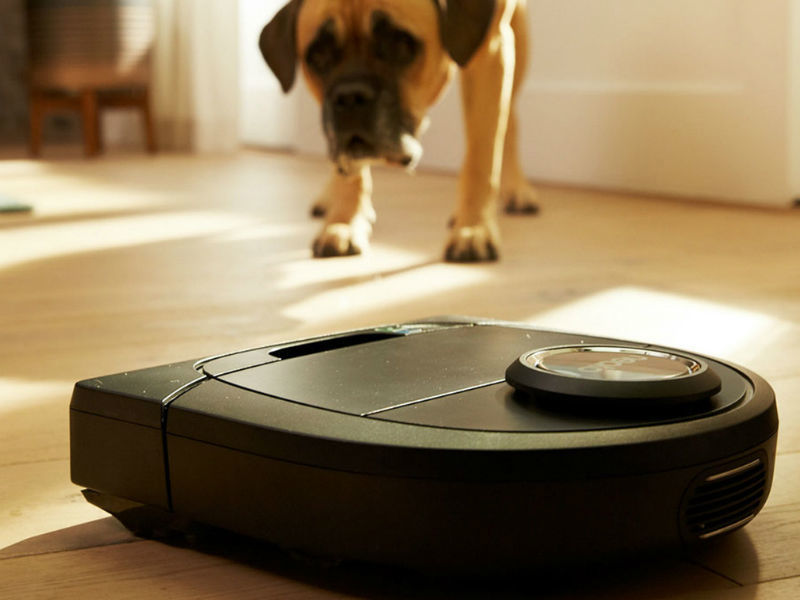 Neato D5 Connected Robot Vacuum