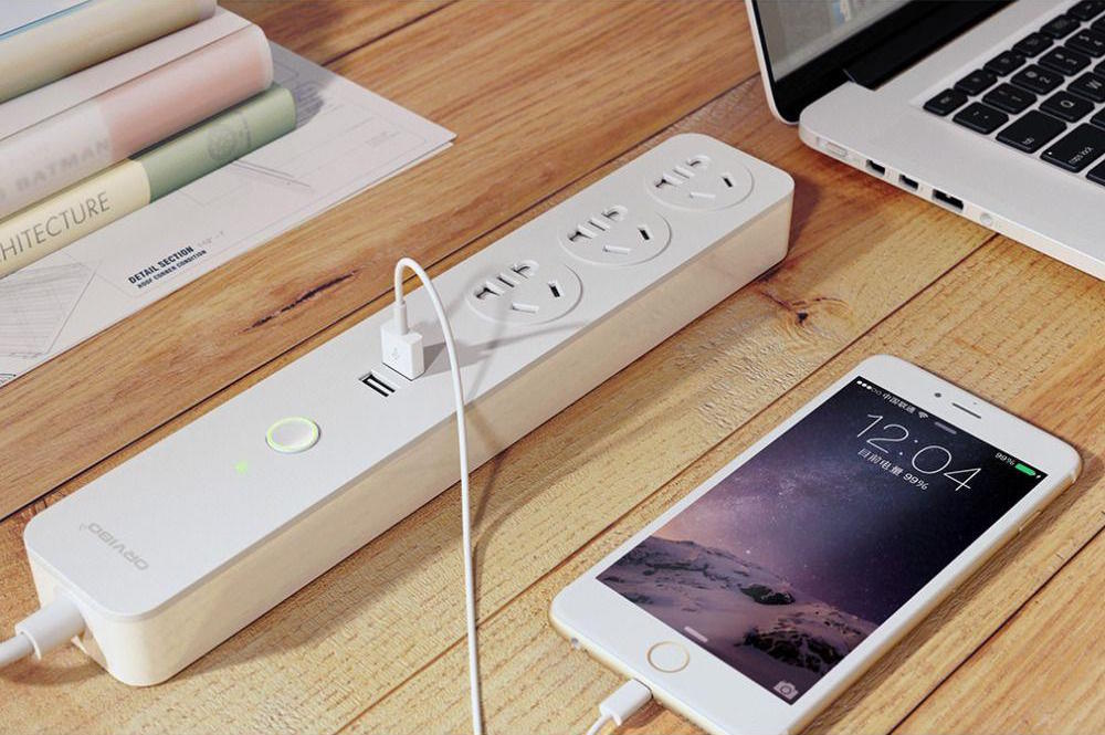Orvibo+COCO+Smart+Home+Power+Strip