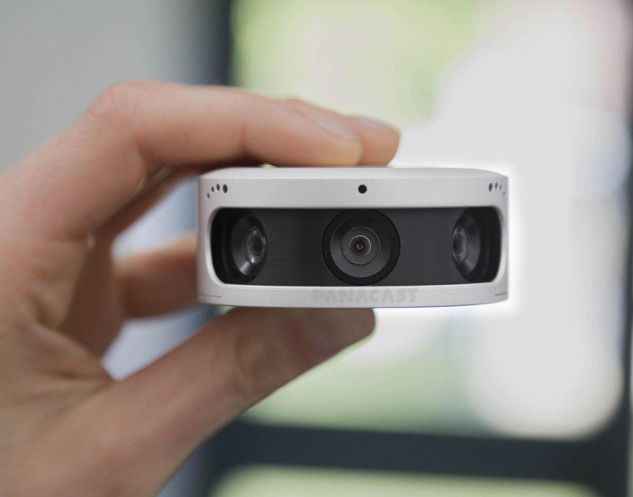 PanaCast Panoramic 4K USB Camera