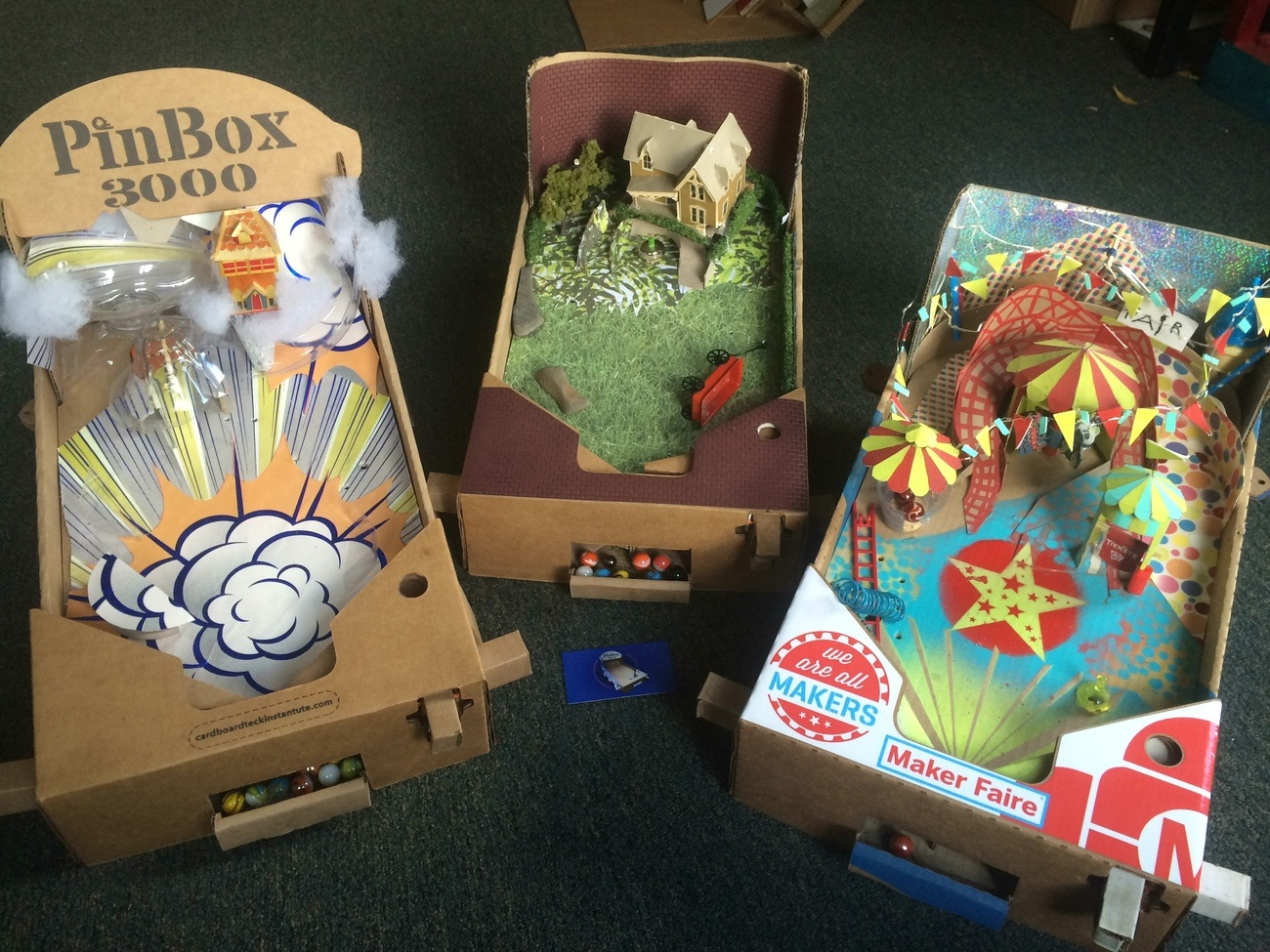 PinBox 3000 and Gamechanger