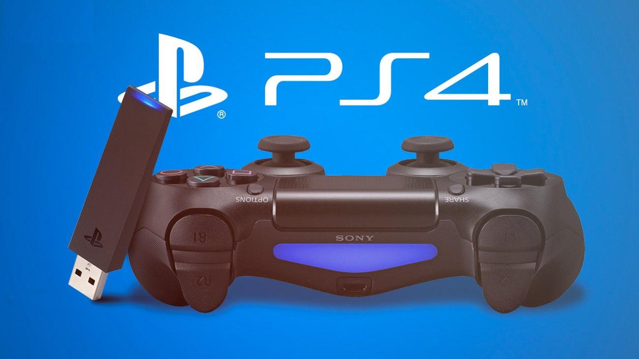 PlayStation DualShock 4 USB Wireless Adapter