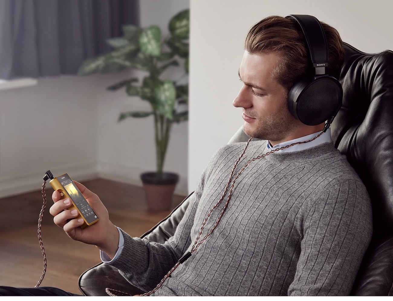Sony Premium Walkman with High-Resolution Audio