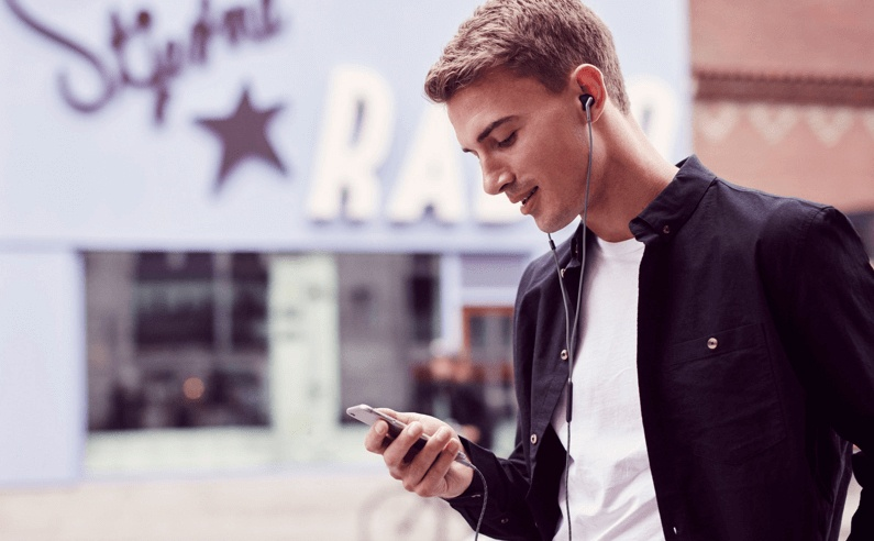 Q-Adapt In-Ear Noise-Cancelling Earbuds By Libratone