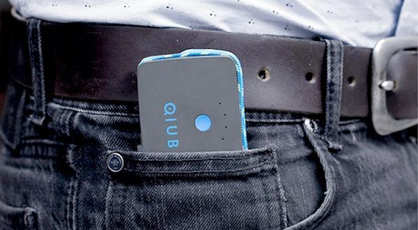 QIUB Gives Your Smartphone Power and Extra Storage On the Go
