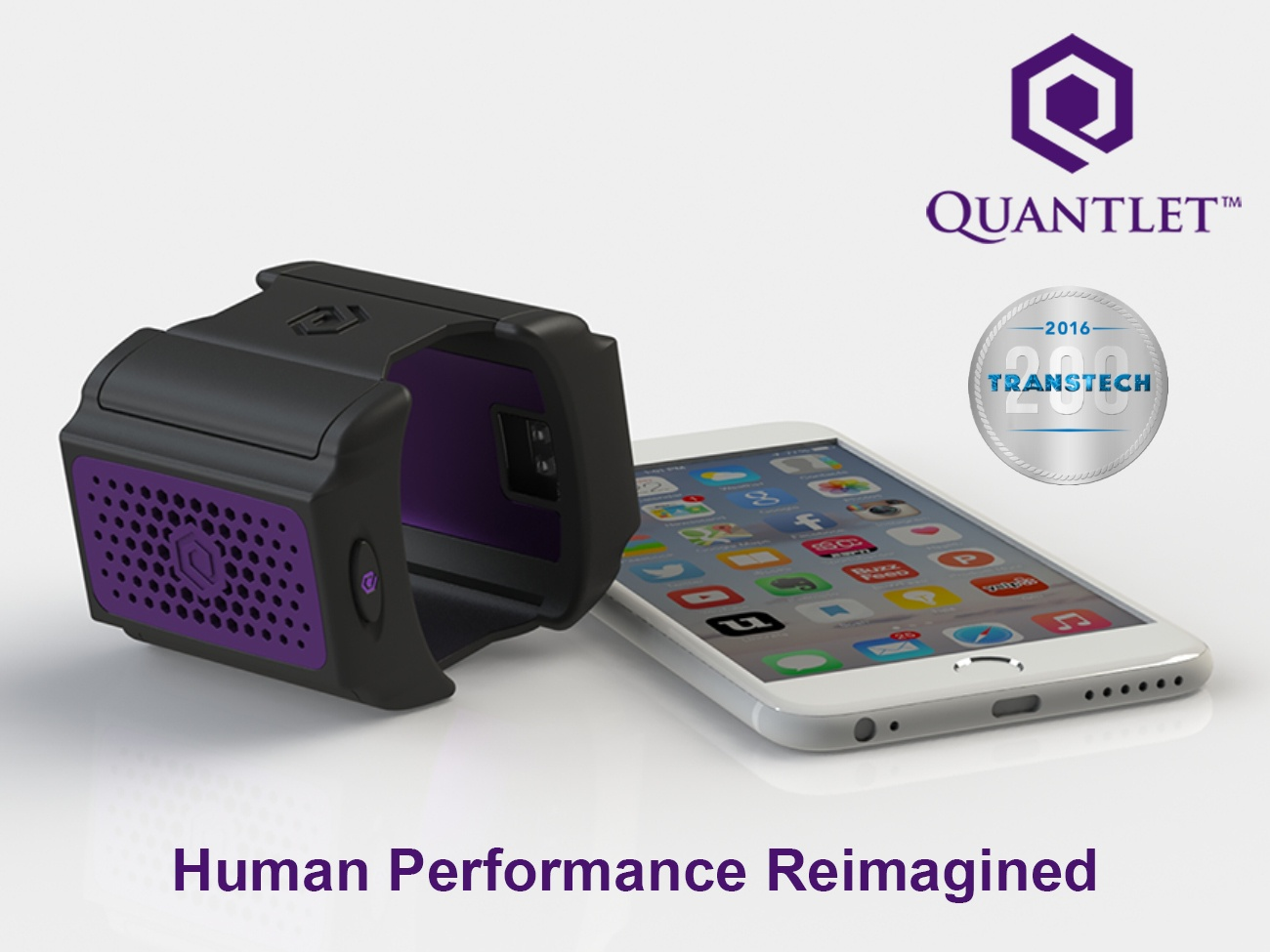 The Quantlet – Human Performance Reimagined