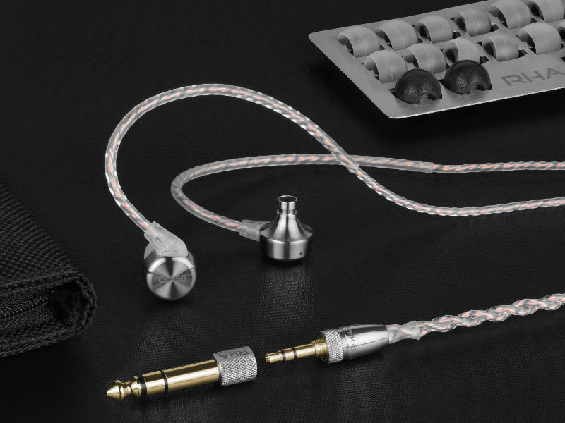 RHA CL750 Precision In-Ear Headphone