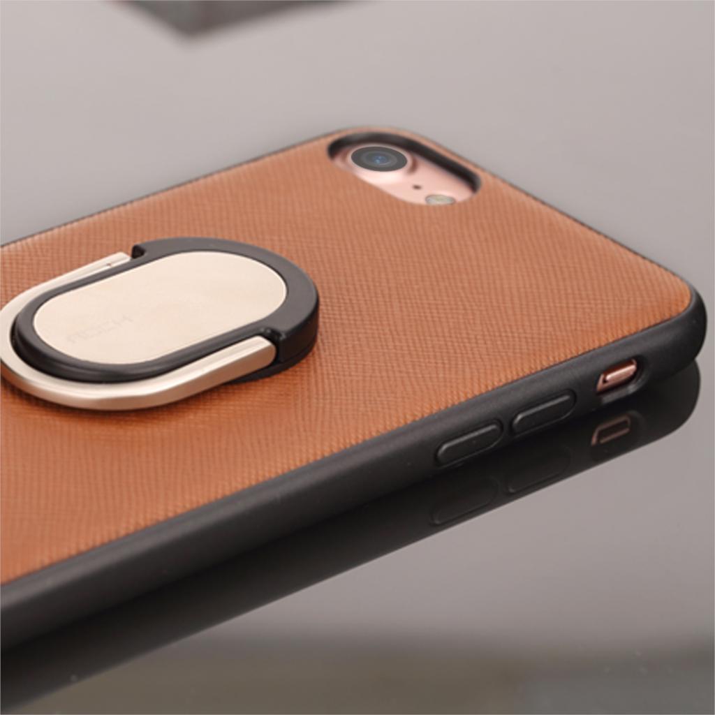 ROCK 3D Finger Ring Holder Case For iPhone 7