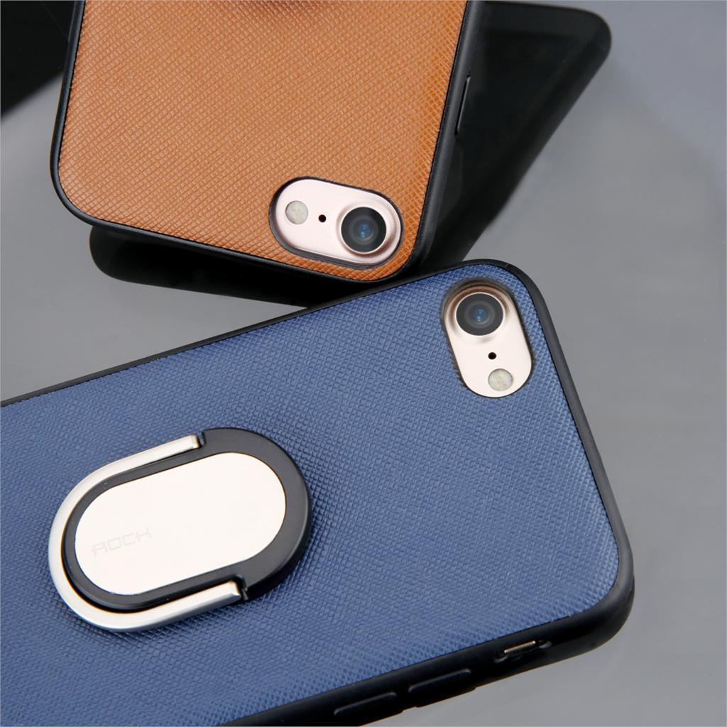 various colors 9e02e 76226 ROCK 3D Finger Ring Holder Case For iPhone 7