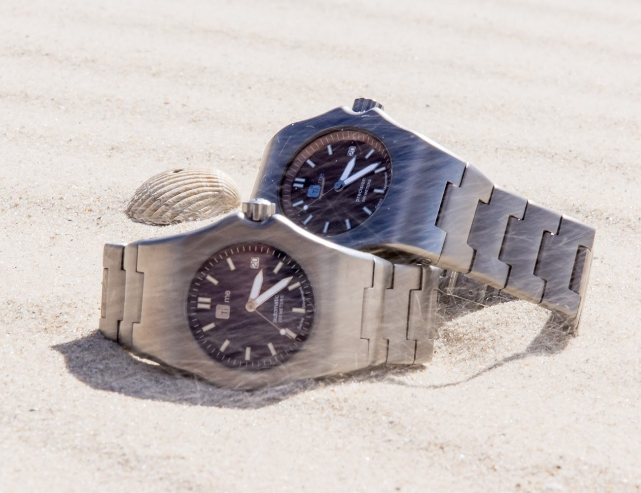 Robusto – The Strongest Watch. Made from Titanium.