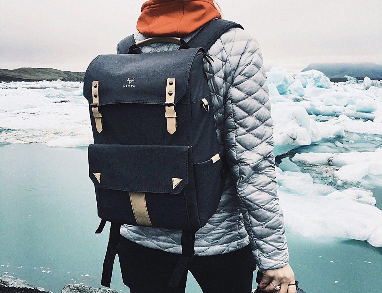 VINTA Modern Traveler Type II Camera Backpack