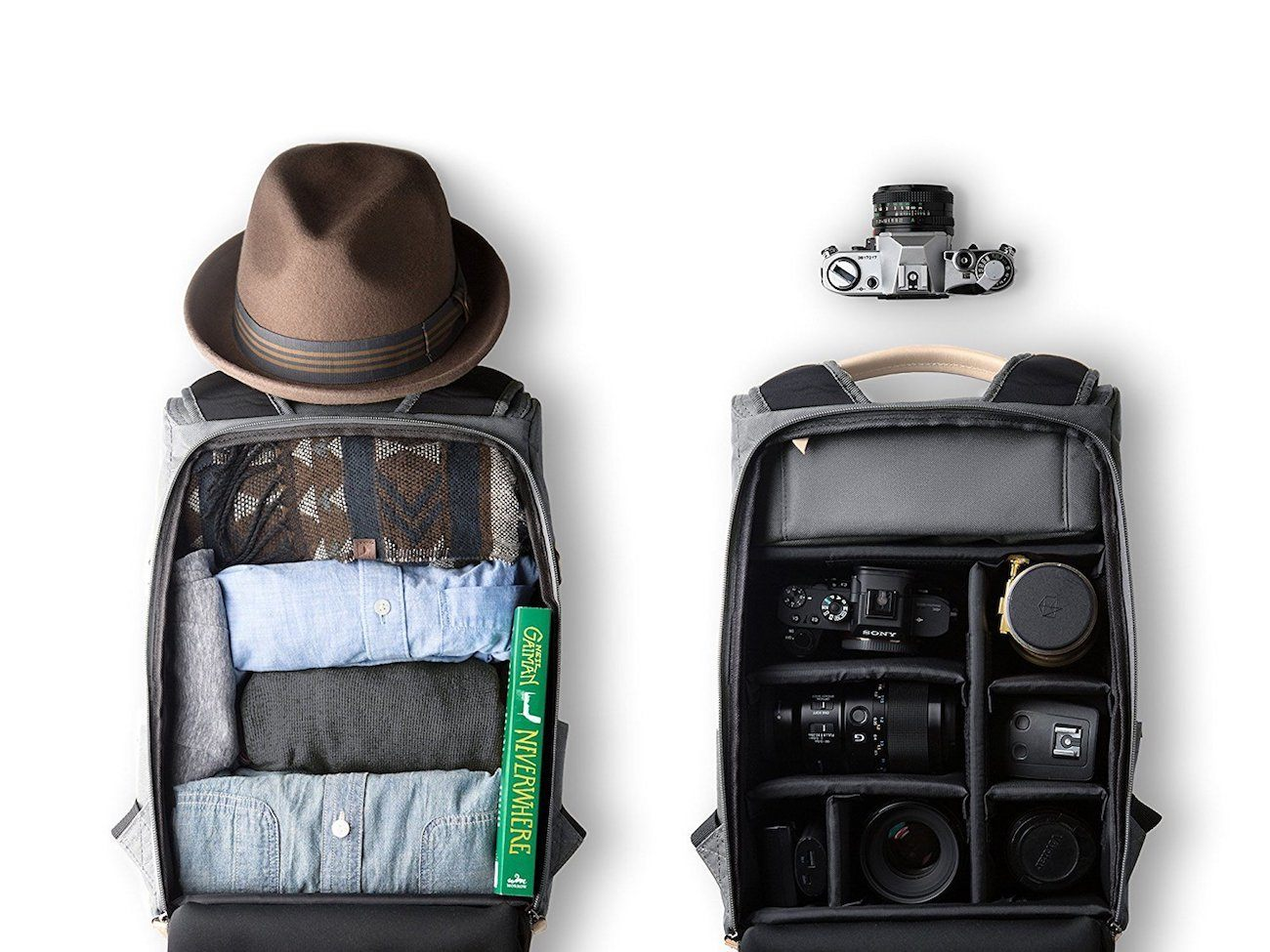 S-Series Camera Backpack by VINTA » Gadget Flow
