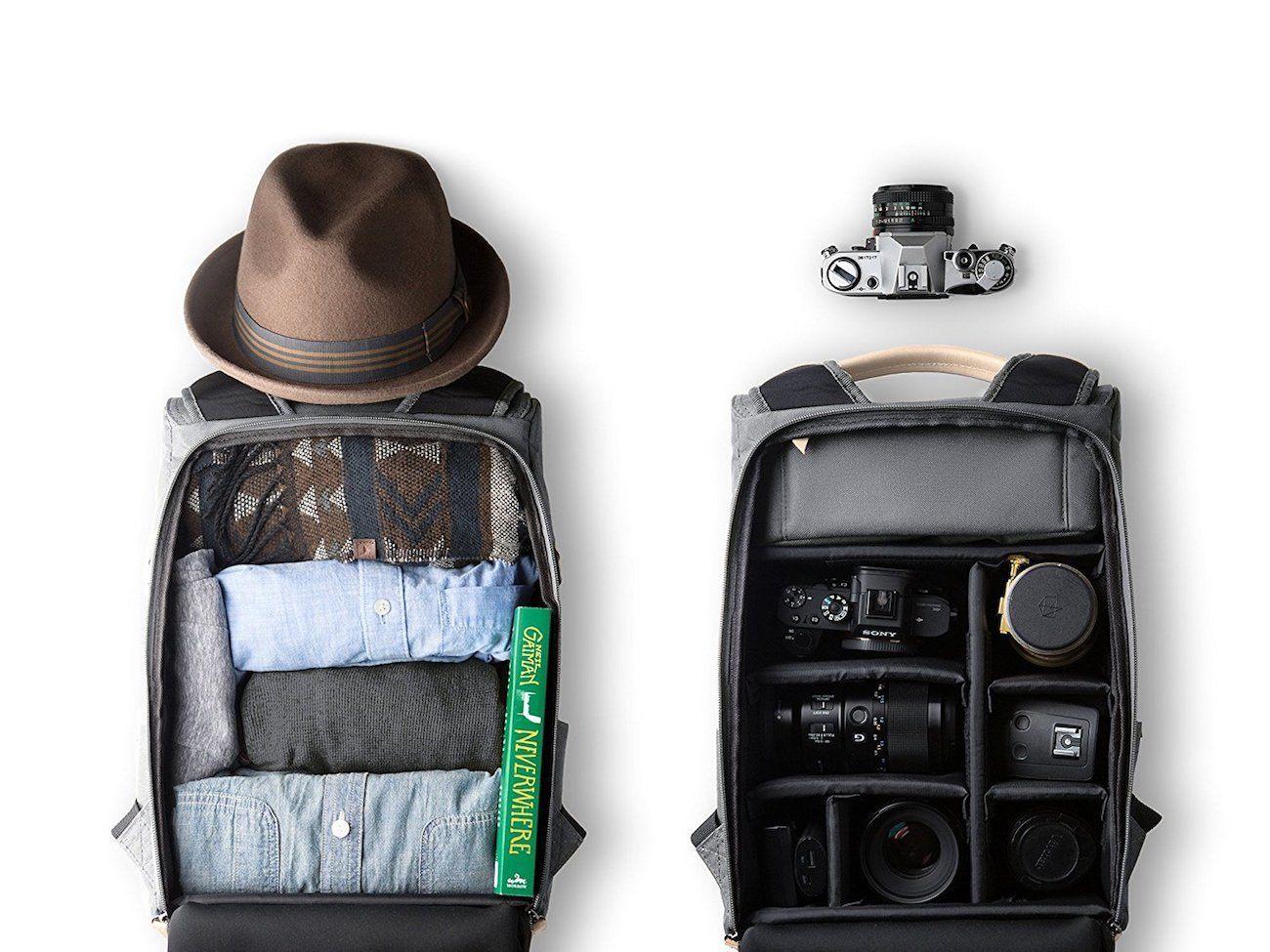 VINTA Modern Traveler Type II Camera Backpack