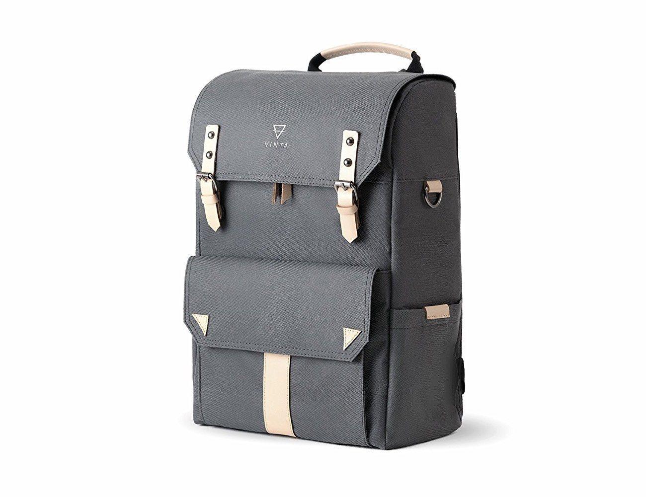 VINTA Modern Traveler Type II Camera Backpack » Gadget Flow