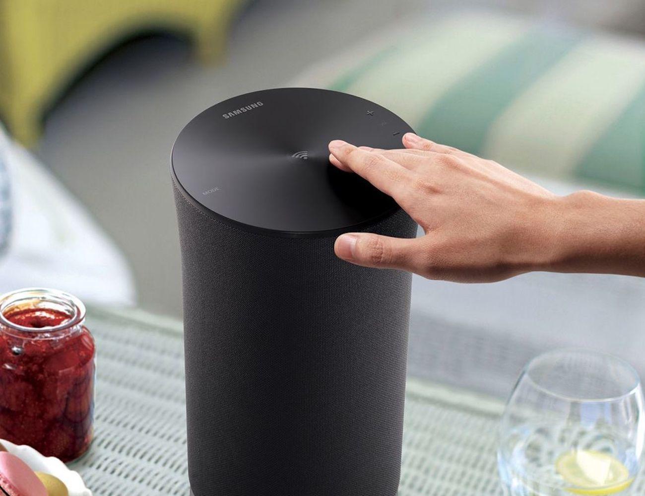 Samsung Radiant 360 R3 Wireless Speakers