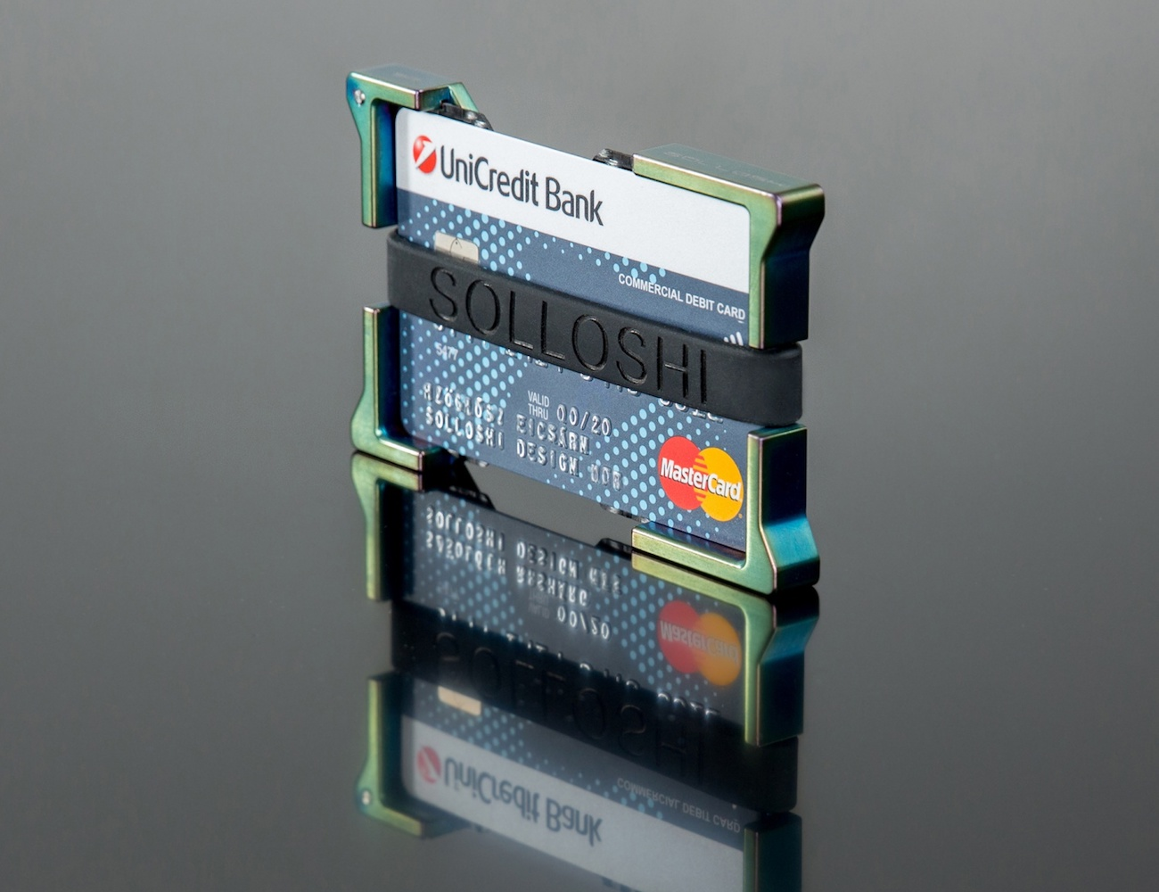 Series 38 Luxury Bank Card Holder