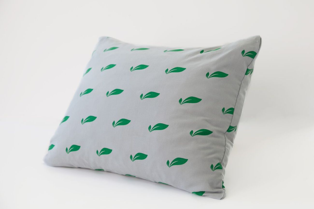 SilverBorn Eco-Friendly Silver Bedding