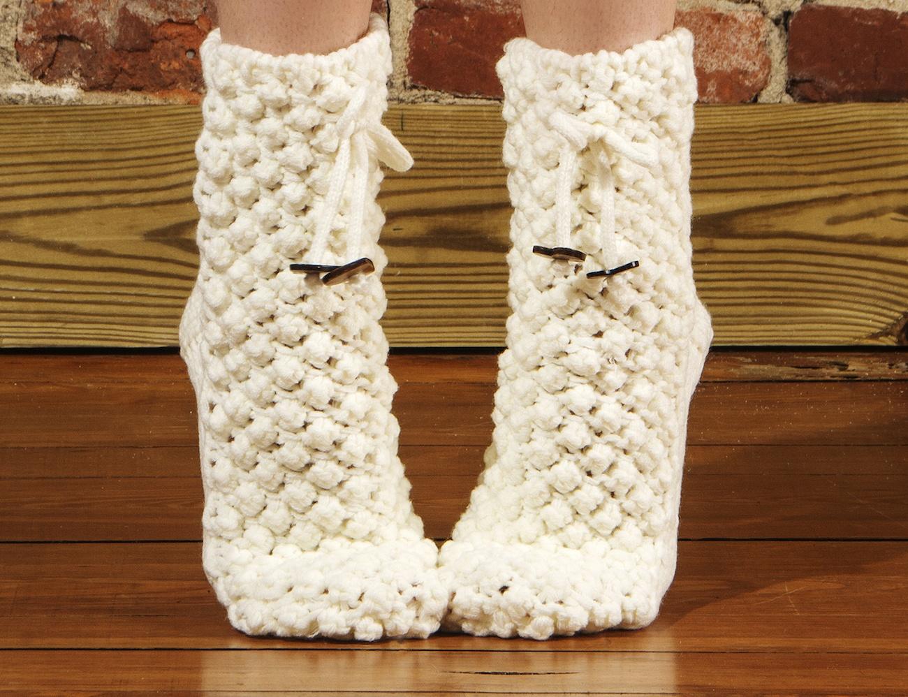 Women's Cosy Slipper Socks by Memoi