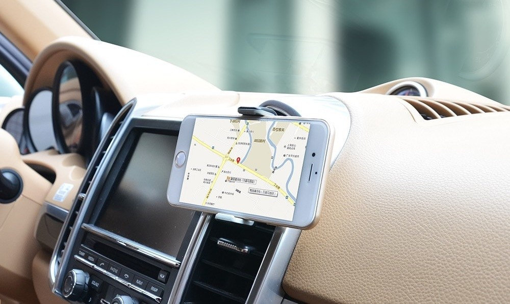 Smartphone Air Vent Mount