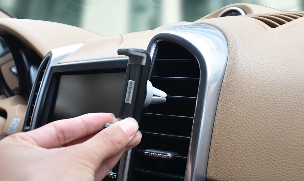 Smartphone Air Vent Mount