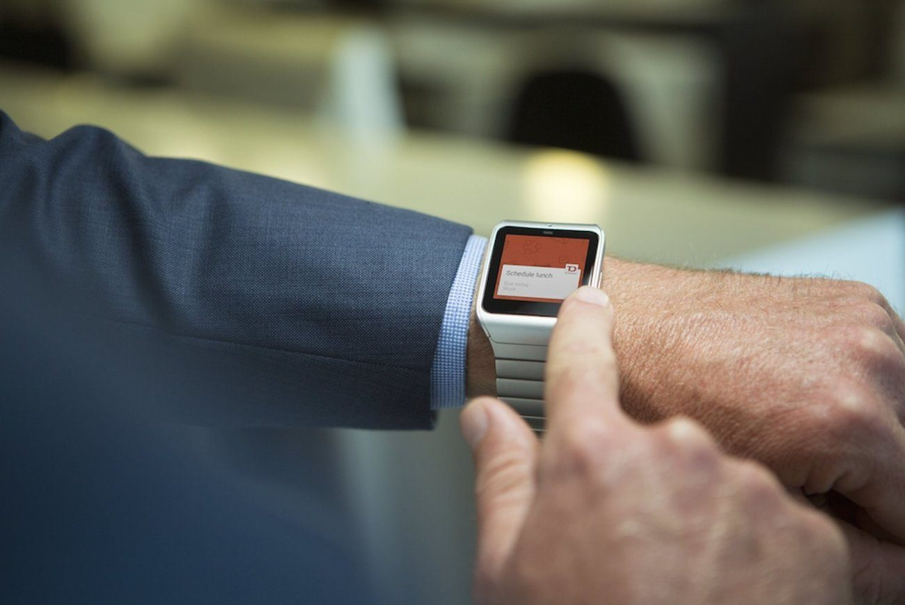 Sony SR50 Android Smartwatch