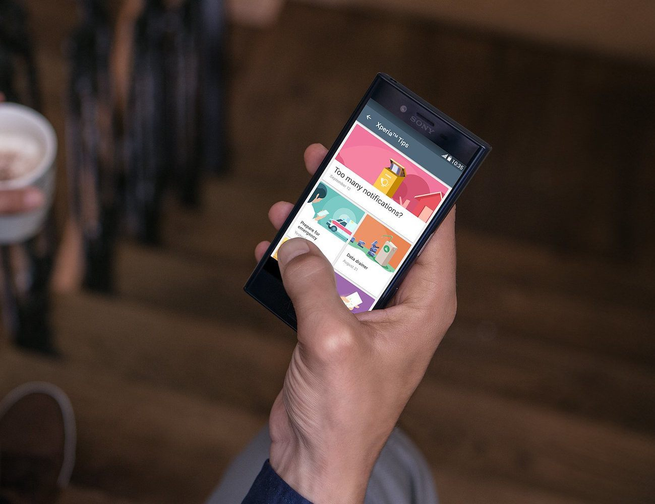 Sony Xperia X Compact Smartphone