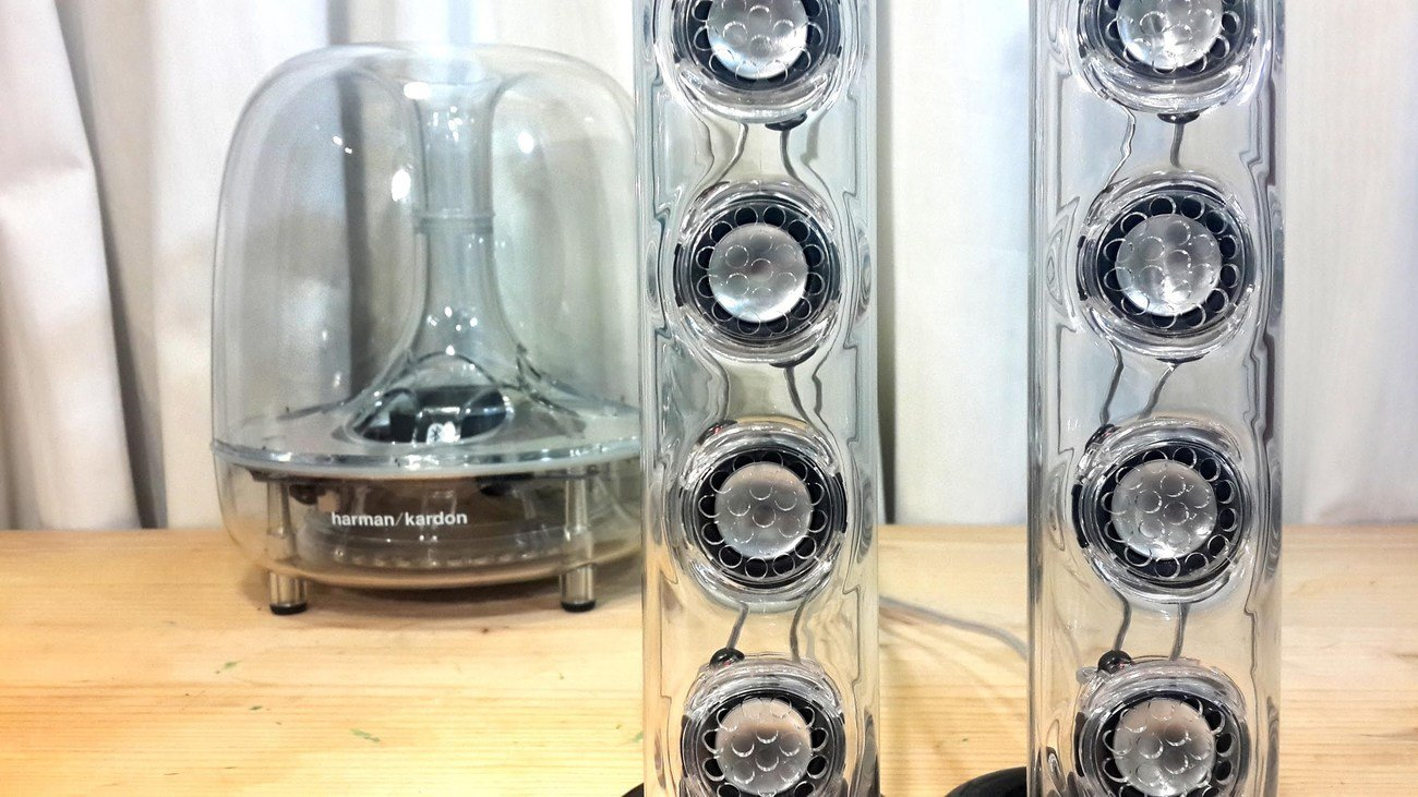 Soundsticks III Speaker by Harman Kardon 01