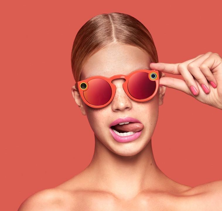 Spectacles – Smart Sunglasses by Snap Inc.
