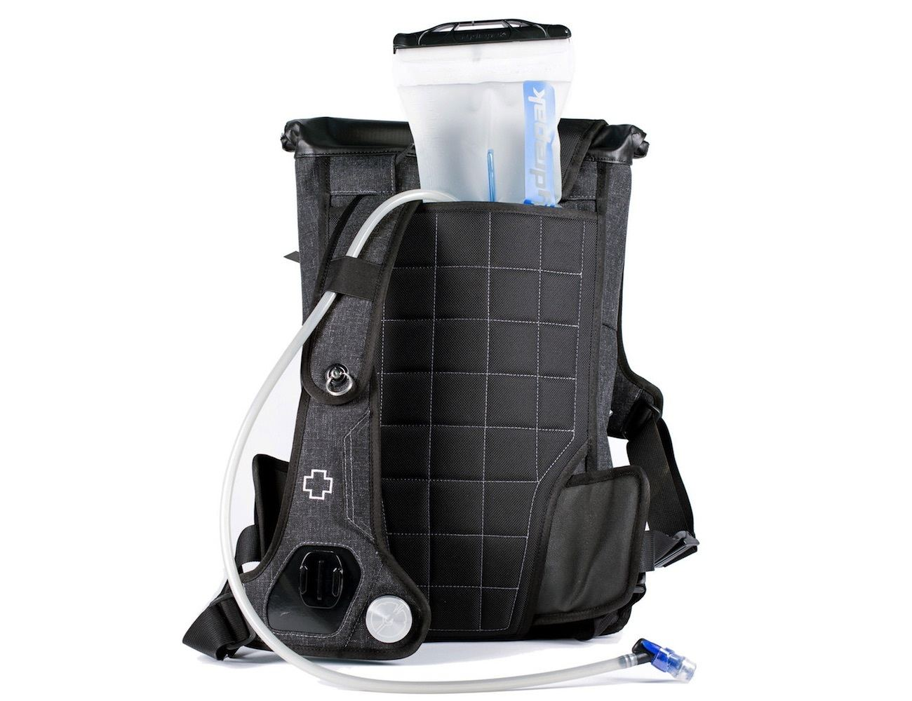 Speedway Roll-Top Backpack by Velomacchi