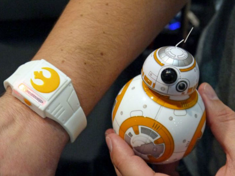 Sphero BB-8 and Force Band