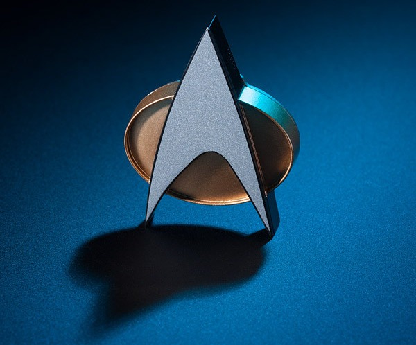 star trek tng bluetooth combadge gadget flow